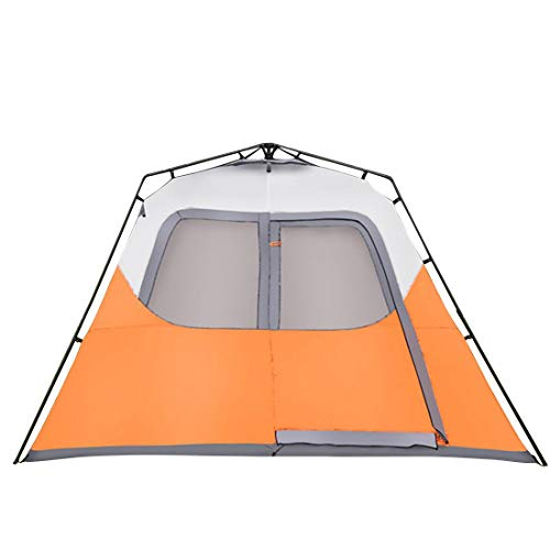 BAOYIT-Outdoor-5-8-People-Camping-Tent-Double-Deck-Windproof-and-Rainproof-Automatic-Tent