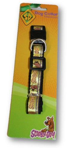 Scooby Doo Dog Collar (Yellow, Medium)]()