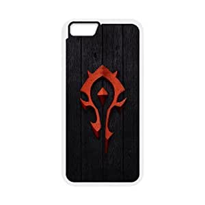 Generic Case Game World of Warcraft For iPhone 6 Plus 5.5 Inch 223W4D8458