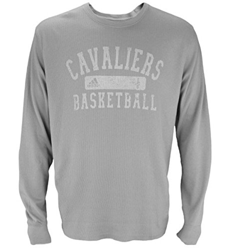 - Cleveland Cavaliers NBA Men's Long Sleeve Vintage Thermal Shirt - Gray (X-Large)