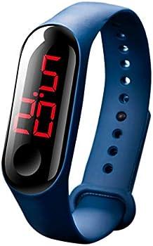 Cliramer Luminous Sensor Waterproof Sports Watch