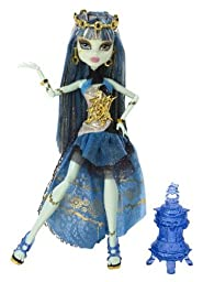 Game / Play Monster High 13 Wishes Haunt the Casbah Frankie Stein Doll, monster, high, plush, monster Toy / Child / Kid