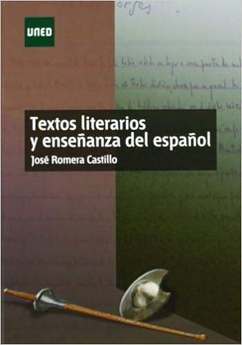 Libros en reddit: Textos Literarios Y Enseñanza Del Español