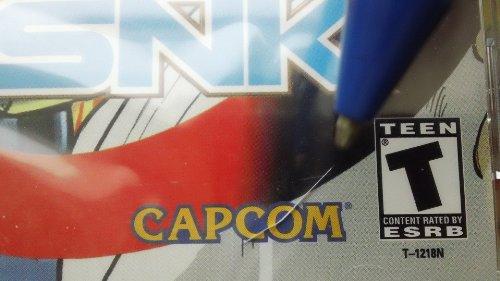 Capcom Vs SNK: Millennium Fight 2000