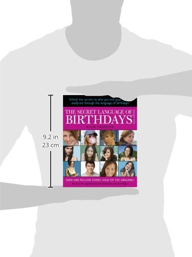 The Secret Language of Birthdays: Teen Edition by Razorbill