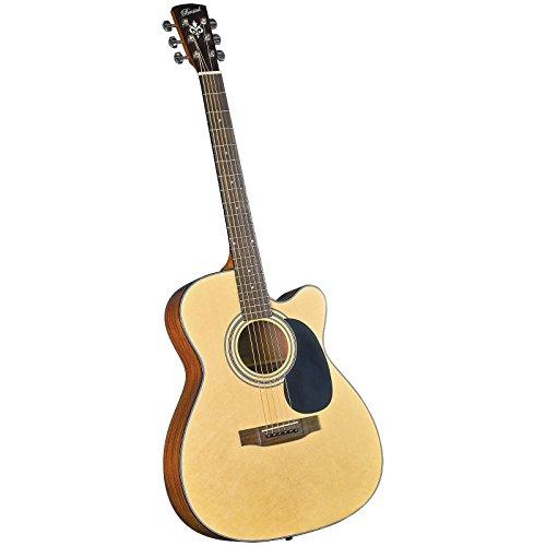 Bristol BM-16CE 000 Cutaway Acoustic-Electric Guitar