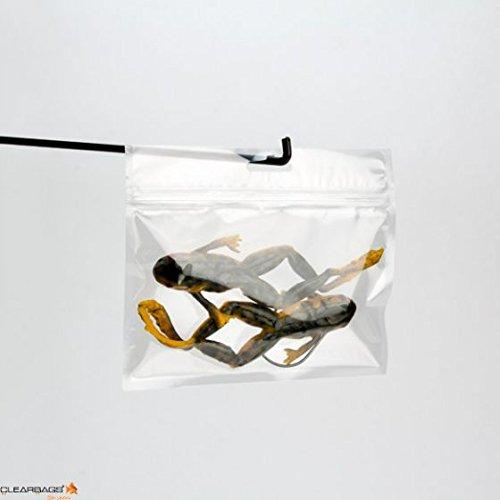 Clarity Zipper Bags - 8