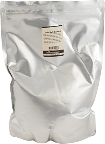 Dry Malt Extract - 3 lb Pale Malt Extract Bag