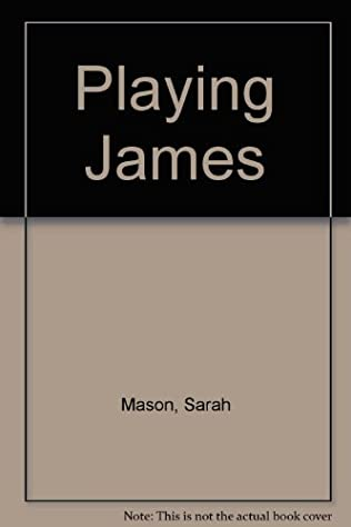 book cover of Playing James