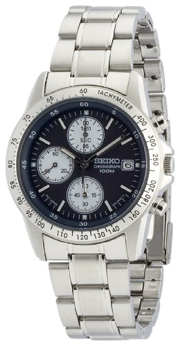 Seiko-import-SND365PC-dark-blue-mens-SEIKO-watch-imports-overseas-models