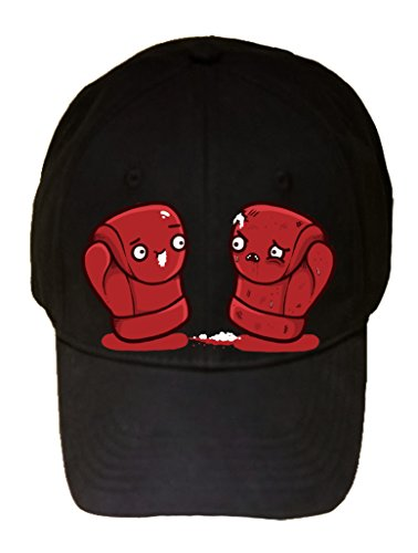 """Boxing Gloves"" Box Match Humor - 100% Adjustable Cap Hat"