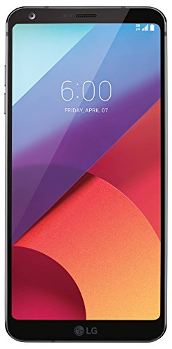 LG G6-32GB T-Mobile Unlocked Android Phone - Black
