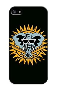 Case For Sam Sung Note 2 Cover Body Armor Case Baseball Oakland Athletics on Customizable Otterbox Defender Series