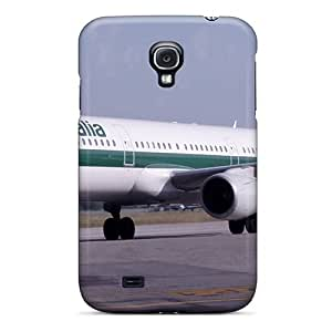 Bernardrmop Premium Protective Hard Case For Galaxy S4- Nice Design - A Alitalia New