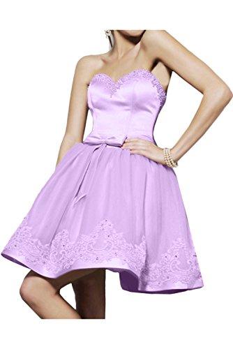 para trapecio Vestido Topkleider Lilac mujer qwEdCC65