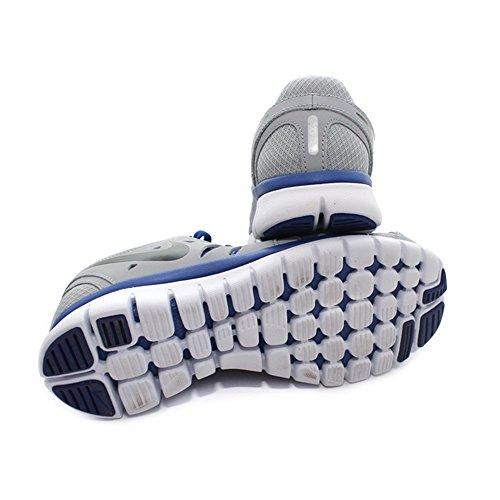Nike - Flex 2013 RN GS - Color: Azul-Gris - Size: 38.0 W9I9E