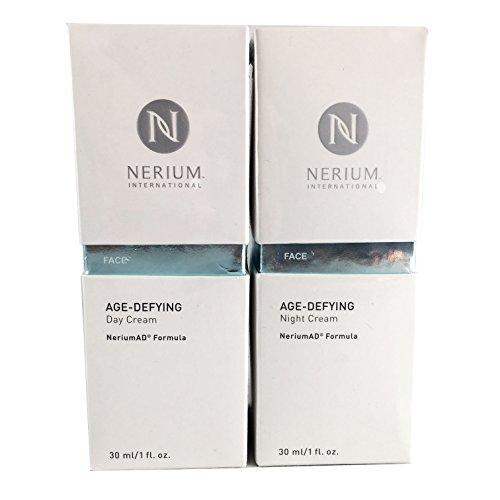 Nerium Defying Night Cream Combo