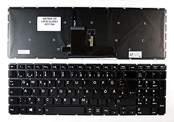 Nerd Herd Toshiba 9Z.NBCBQ.00G AEBLIG01110 NSK-V90BQ Teclado para Ordenador Portátil (PC) de Repuesto: Amazon.es: Electrónica