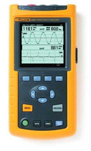 Fluke 43B/003 Power Quality Analyzer by Fluke