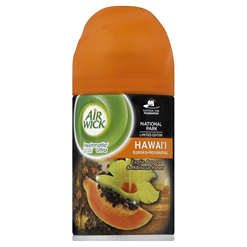 Air Wick Freshmatic Refill Automatic Spray, Hawaii, 6.17oz, Air Freshener