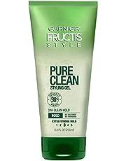 Garnier Fructis Style Pure Clean Styling Gel, 200-Milliliter