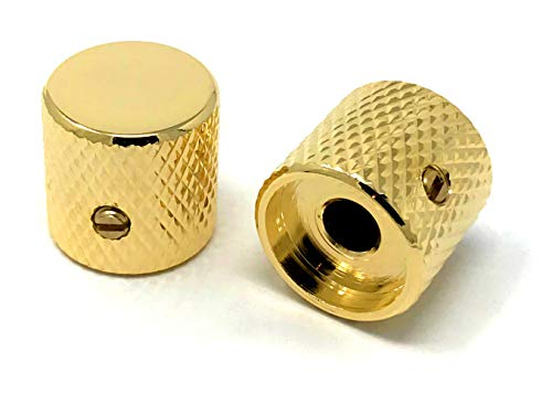 gold control knobs - 2
