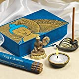 Meditation Box Buddha Handmade Certified Fair Trade