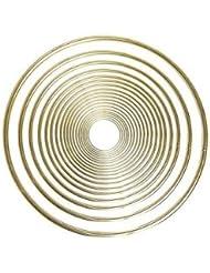 """12"""" Brass Ring"""