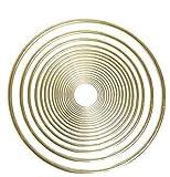 8'' Inch Brass Ring