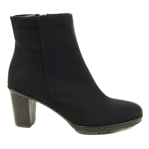 Fabric Micro Sesto Women's Black Meucci Renny Boot YY8q7
