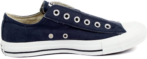 Converse Chuck Taylor Slip On Shoes in Navy (1T156), Size: 6.5 D(M) US Mens / 8.5 B(M) US Womens, Color: Navy