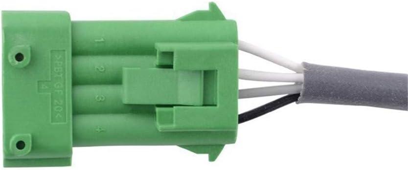 per Citroen C2 C3 C4 C5 C6 SLONGK /96368765 Sensore di Sonde Lambda Sensore di Ossigeno O2