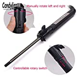 Professional Ceramic Hair Curling Iron Hair Curler Roller Hair Styler Wave Wand Curling
