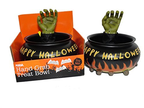 Closeout Halloween Candy Bowl ONLY - NO Guarantee - As Is by Sunstar Industries -