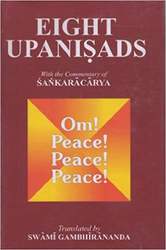 Eight Upanishads, with the Commentary of Sankaracarya, Vol. I: 1 free download