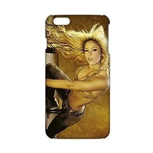 Fortune Shakira Entertainment 3D Phone Case for iPhone6 plus