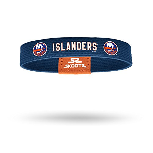 Officially Licensed NHL Wristbands (Large, New York (Officially Licensed Wristbands)