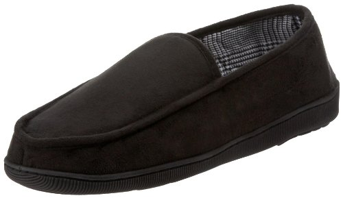 Perry Ellis Micro Suede Slipper
