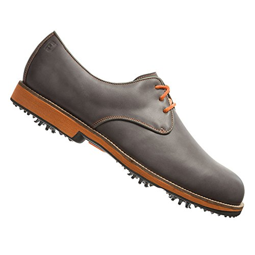 FootJoy 2014 FJ City Golf Shoes Grey-Orange 11 Medium FootJoy City 56427