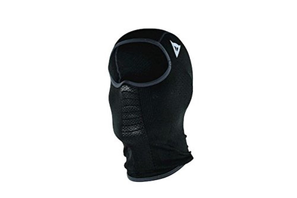 Dainese Unisex-Adult D-Core Balaclava (Black), One by Dainese