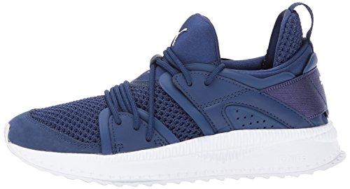 Pictures of PUMA Unisex Tsugi Blaze Jr Sneaker Blue 36395402 5