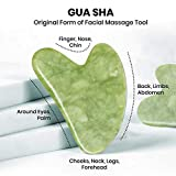 RoselynBoutique Jade Roller Gua Sha Massage Tool