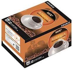 UCC キューリグ専用カートリッジ K-Cupパック カフェインレス 12P×8箱入