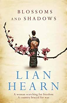 Blossoms and Shadows by Lian Hearn science fiction and fantasy book and audiobook reviews