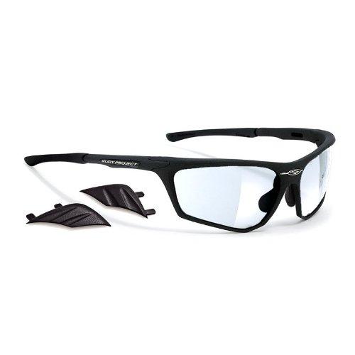 Rudy Project Zyon Matte Black ImpactX Photochromic 2black Sportbrille selbsttönend