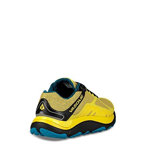Chaussures De Course Trail Trail Trail Trail Ivender - Hommes, Vert / Bleu De Méthyle, 10