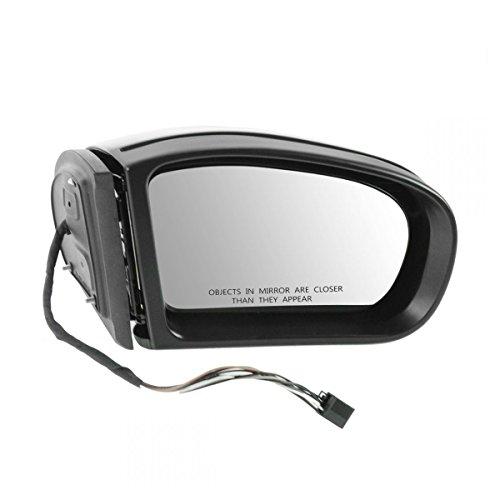 Mirror Power Heated Turn Signal Passenger Side Right RH for C230 C240 C280 C320 ()