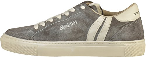 Replay Gmz55.000.c0001l Herren Sneakers Grau