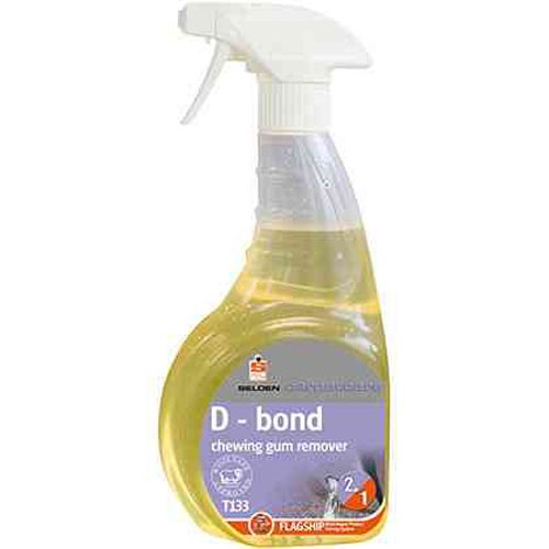 Selden T133 D-Bond Chewing Gum Remover, Trigger Spray, 750 mL Selden Research Ltd