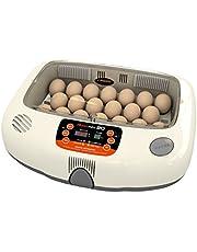 R-Com MX-20 Plastic/Metal Model Max 20 Automatic Digital Auto-Turning Egg Incubator
